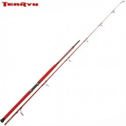 Ensemble Canne Tenryu machine revival + moulinet daiwa saltiga 6500 H
