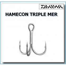 HAMECONS DAIWA TRIPLE MER N°6-8-10