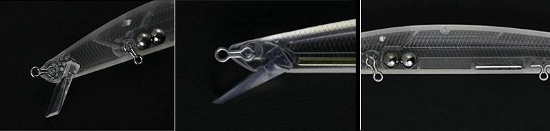 leurre barracuda