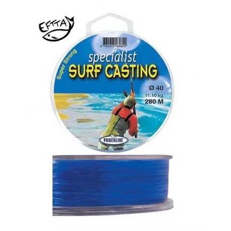 FIL NYLON POWERLINE SURF CASTING