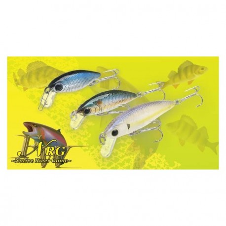 LEURRE LUCKY CRAFT BEVY MINNOW 40 SP