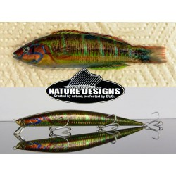 Duo Tide Minnow Slim 175 Wrasse