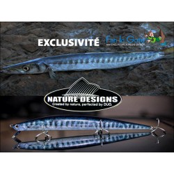 LEURRE TIDE MINNOW 175 SLIM TRIGLIA BARRACUDA