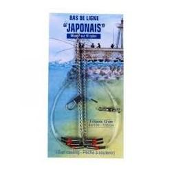 BAS DE LIGNE JAPONAIS 3 ROTORS