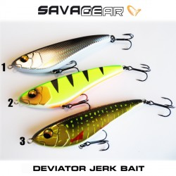 Savage Gear Deviator Jerkbait