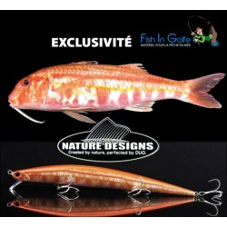 Pack leurres DUO Tide Minnow Slim 175