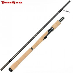 Canne Tenryu SP 73 BLACK LIMITED d'occasion