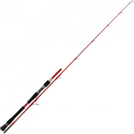 Canne Tenryu Steel Red System 4