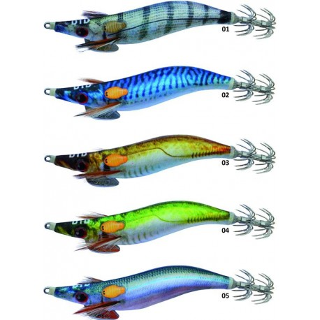 DTD Real Fish Oita 3.5