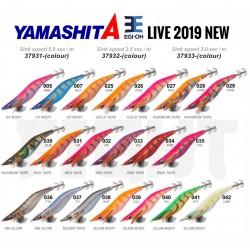 Turlutte Yamashita EGI OH Q Live 2.5