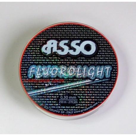 FIL ASSO FLUOROLIGHT D16 250M