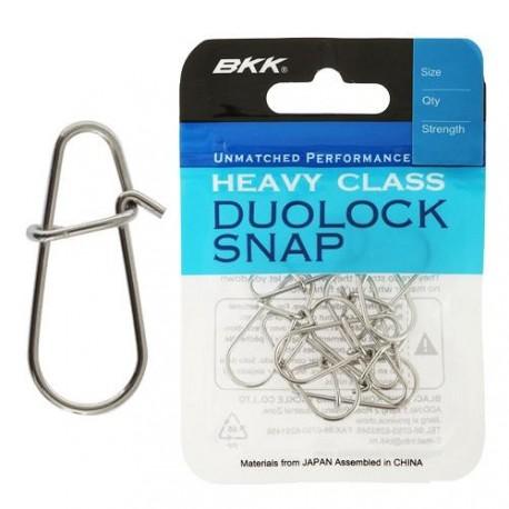BKK HEAVY CLASS DUO LOCK SNAP