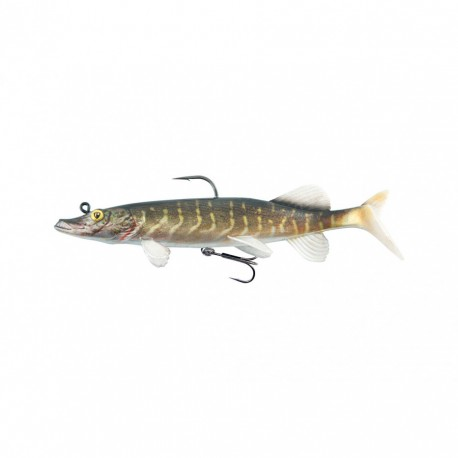 FOX RAGE REALISTIC PIKE REPLICANT 10CM