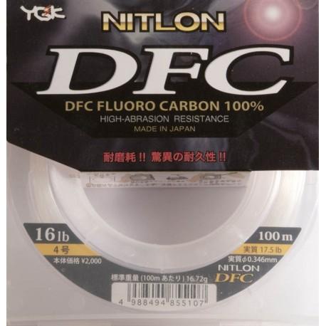 FLUOROCARBONE YGK NILTON DFC 10LBS