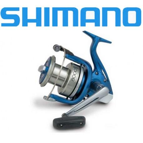 MOULINET SHIMANO AERLEX PG 8000