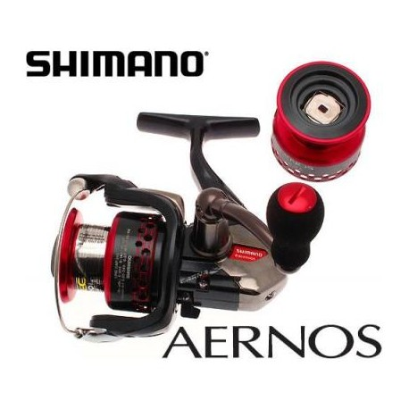 MOULINET SHIMANO AERNOS 4000 FA
