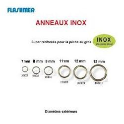ANNEAUX BRISES INOX FORGES FLASHMER