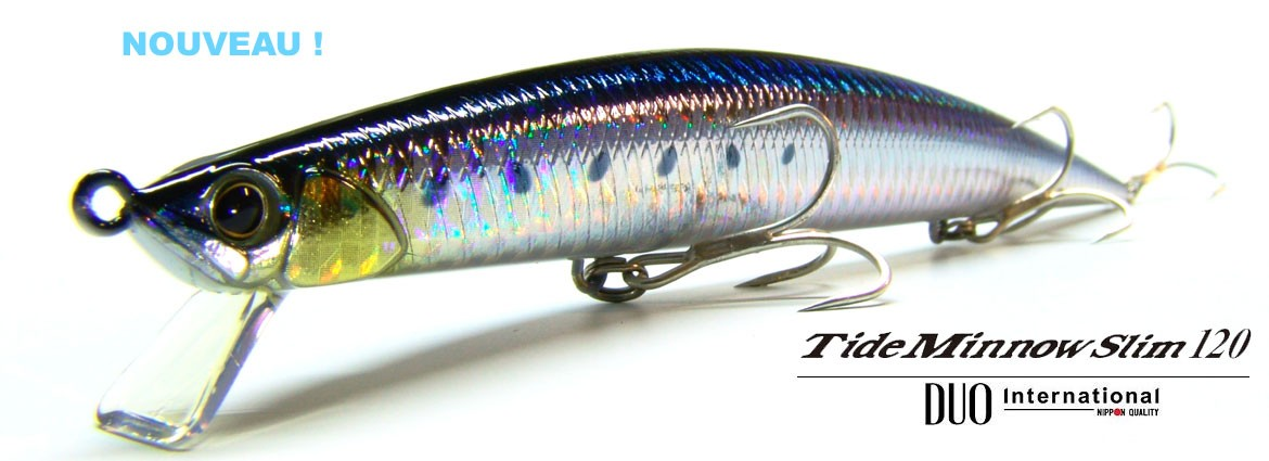 Duo Tide Minnow 120